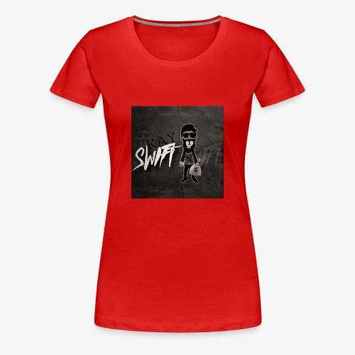 Swift Designz - Women's Premium T-Shirt