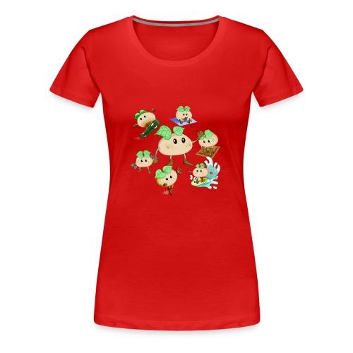 Spudy collection - Women's Premium T-Shirt