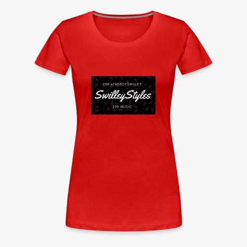 SwilleyStyles Promo - Women's Premium T-Shirt