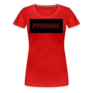 Logo (Rectangle) - Women's Premium T-Shirt