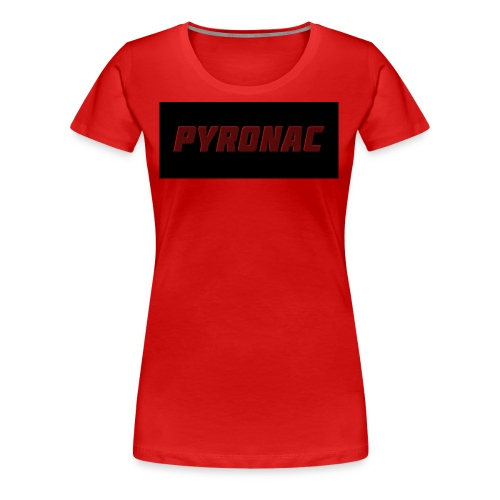 Logo (Rectangle) - Women's Premium T-Shirt