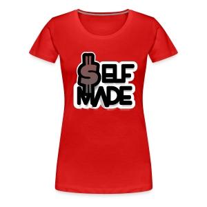 Self Made merchandise by Haut - Women's Premium T-Shirt
