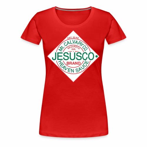 Jesusco t-shirt - Women's Premium T-Shirt