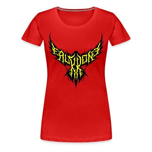 FalKKonE logo (clean) - Women's Premium T-Shirt