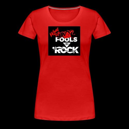 Fool design - Women's Premium T-Shirt