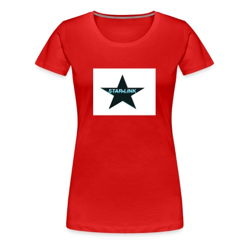 Star-Link product - Women's Premium T-Shirt