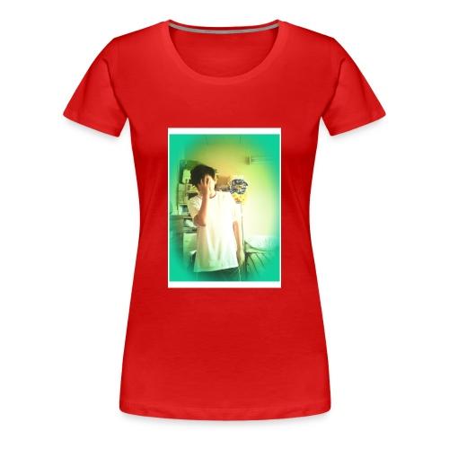 Derek Nguyen75 - Women's Premium T-Shirt