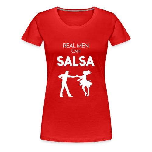 Salsa, Latin Dace, Salsa dance, bachata - Women's Premium T-Shirt