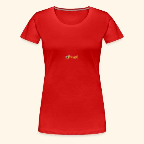 Be Happy - Women's Premium T-Shirt