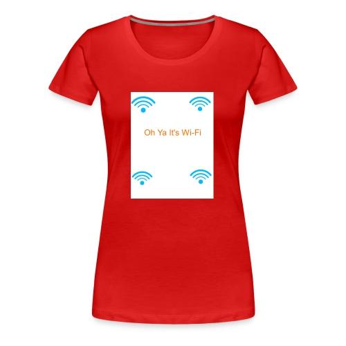 Cool Nation - Women's Premium T-Shirt