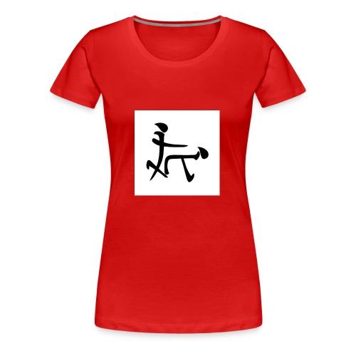 Fucking Chinese - Women's Premium T-Shirt