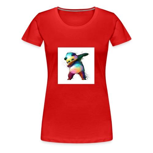 dabing panda limited edition - Women's Premium T-Shirt