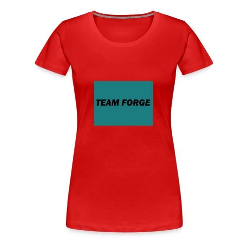 TEAM FORGE - Women's Premium T-Shirt