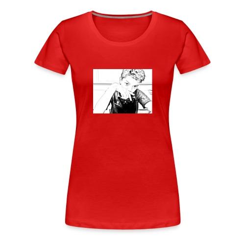 Lucci27 Shirt - Women's Premium T-Shirt