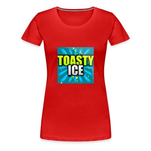 ToastyIce Logo - Women's Premium T-Shirt
