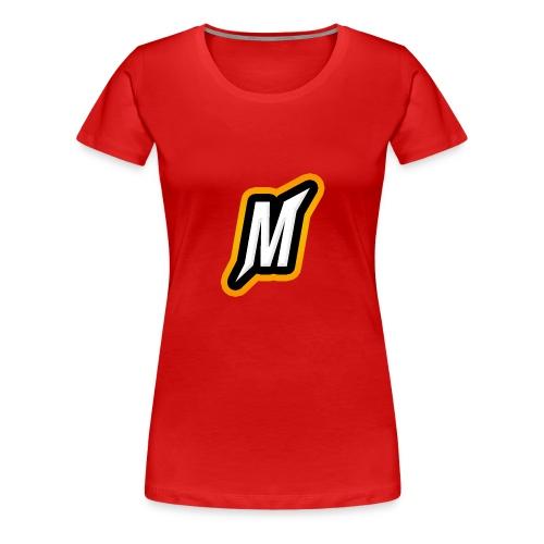 Munchtuts logo - Women's Premium T-Shirt