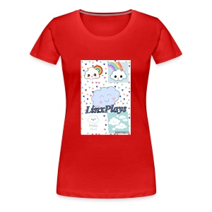 7C776B30 8FB2 4DD7 A03A 175F1F0C91E0 - Women's Premium T-Shirt