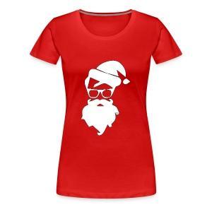 Santa Claus Christmas - Women's Premium T-Shirt