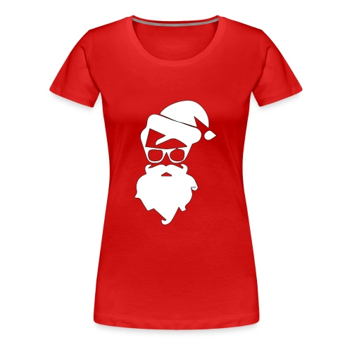Santa Claus Christmas - Women's Premium T-Shirt