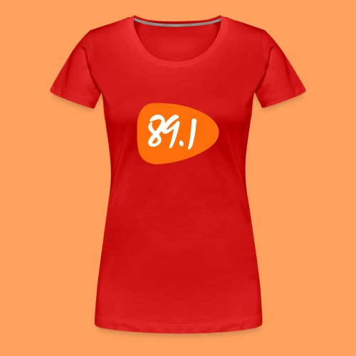 RBM Blob Orange - Women's Premium T-Shirt