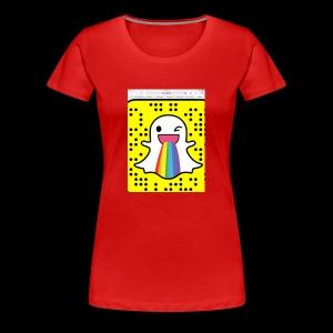 Snap ode - Women's Premium T-Shirt