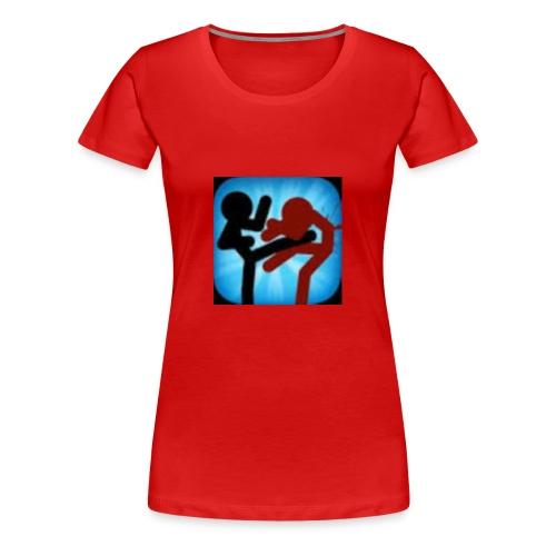 RedKix LOGO - Women's Premium T-Shirt
