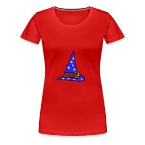 wizard_hat - Women's Premium T-Shirt