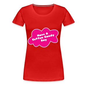 Cotton candy - Women's Premium T-Shirt