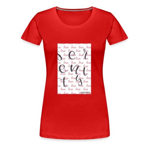 6D2EAA01 5488 4546 B2F4 537C9BDB526C - Women's Premium T-Shirt