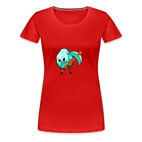 Lucky Diamond t-shirt - Women's Premium T-Shirt