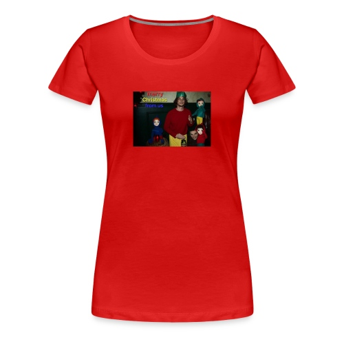 Gubler Merry Christmas from Us! - Women's Premium T-Shirt