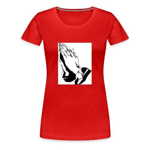 28A06ECD 849C 475B 9DC6 9BD0C263EE25 - Women's Premium T-Shirt