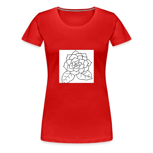 design 5 - Women's Premium T-Shirt