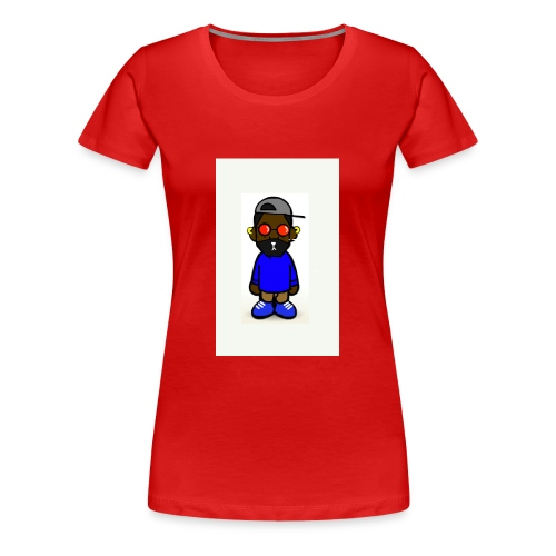 Project Drawing 21720370413 - Women's Premium T-Shirt