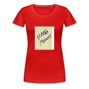 bank account - Women's Premium T-Shirt