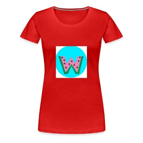 Watdria - Women's Premium T-Shirt