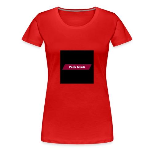 Pack GxnG - Women's Premium T-Shirt