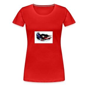 3DEagle - Women's Premium T-Shirt