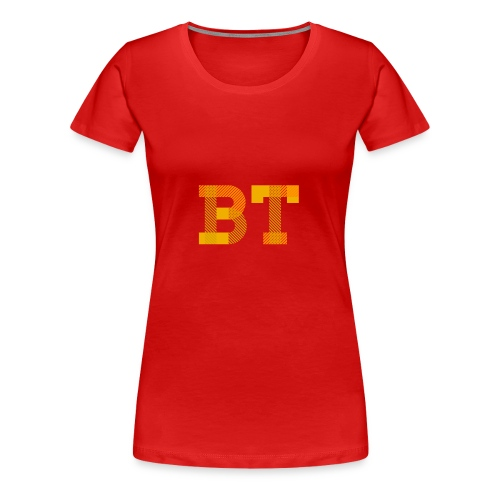 BeakerTeck Logo - Women's Premium T-Shirt