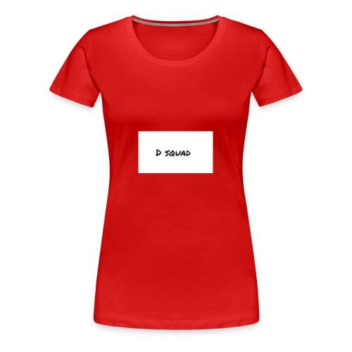 DK 4 - Women's Premium T-Shirt
