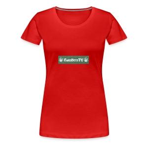 Basic HBTV Logo - Women's Premium T-Shirt