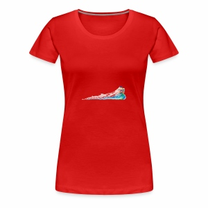 WAYOFFGAMING shirts - Women's Premium T-Shirt
