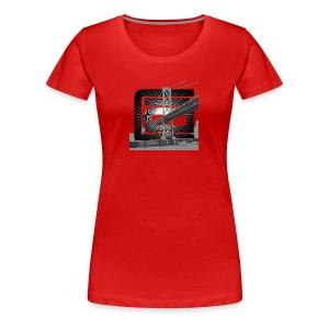 SF California Golden Gate - Women's Premium T-Shirt