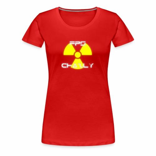 FPSchazly Logo - Women's Premium T-Shirt