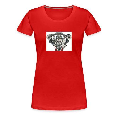 10346a991082123f3a57b06513159fb4 - Women's Premium T-Shirt
