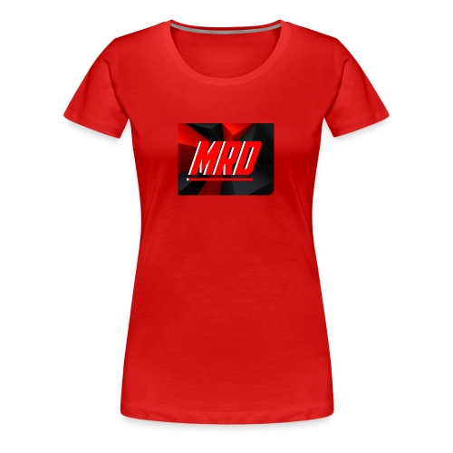 MrDestructo Merch - Women's Premium T-Shirt