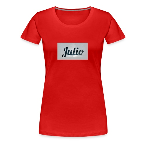 julio films - Women's Premium T-Shirt