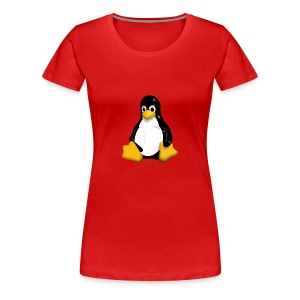 Penguin - Women's Premium T-Shirt