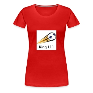 King L11 - Women's Premium T-Shirt
