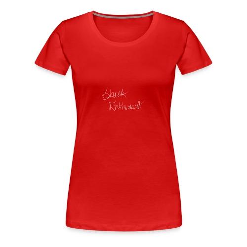 Shrek Enthusiast - Women's Premium T-Shirt